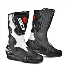 black motorcycle boots sidi motorcycle boots sidi fusion white black motorcycle boots