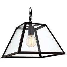 firstlight kew retro open glass ceiling pendant ideas4lighting