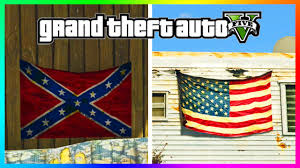 Dixi Flag Gta 5 Was The Confederate Flag Removed From Various Locations In