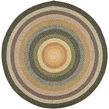Modern Round Rugs by Outdoor Round Rugs Rugs Decoration