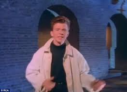 Rick Rolled Meme - rickroll rick astley music video is mysteriously removed from
