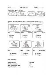 english teaching worksheets 4th grade