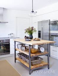 Industrial Island Lighting Vintage Industrial Kitchen Island Furniture Pertaining To Prepare