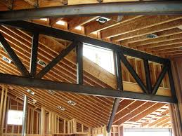 Free Wood Truss Design Software by Steel Truss Design For Custom Home U2014 Evstudio Architect Engineer