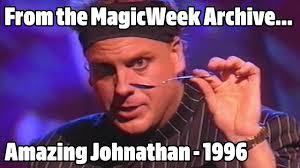 Magician Meme - the amazing johnathan magician jack dee s christmas show