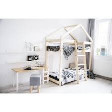 conforama bureau lit etages benji superpose places avec bureau etage en bois maroc