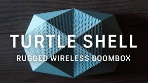 Outdoor Tech The Turtle Shell Rugged Wireless Mountable Boombox By Outdoor