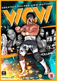 wcw halloween havoc wwe wcw u0027s greatest ppv matches vol 1 fetch publicity