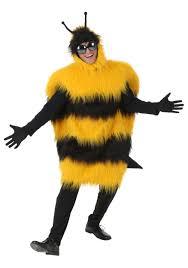 Bee Halloween Costume Size Deluxe Bumblebee Costume