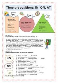 preposition worksheets two ways to print this free prepositions