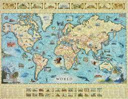 World Map Poster Large World Map Poster Large Suggests Me