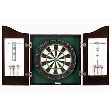 black dart board cabinet shop hathaway centerpoint 25 5 in black composite dartboard cabinet