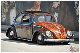 volkswagen beetle 1960 custom window factory ragtop 1955 vw beetle custom rat rod volkswagen bug