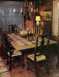 Best Primitive Dining Rooms Images On Pinterest Primitive - Primitive kitchen tables