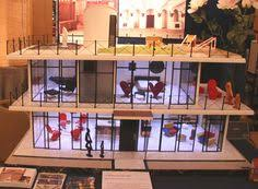 Playful Minitecture 15 Ultra Modern by Modern Dollhouse The Citadel Pre Built And Electrified 1 12