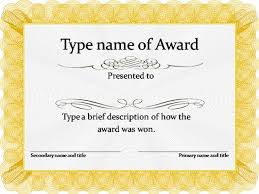 free certificates template awesome winner certificate template