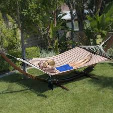 two person hammock with stand wooden curved arc hammock with stand