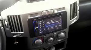 white mitsubishi endeavor double 2 din dash kit 2004 2012 mitsubishi endeavor from