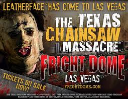 creator of halloween horror nights leatherface u2013 scare zone