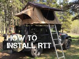 overland jeep tent 410 expedition canadian overland how to install the smittybilt