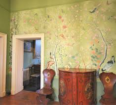Hand Painted Wallpaper by Melissa White