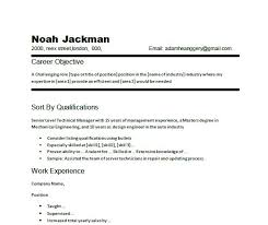 How To Do A Job Resume by Category How To Do A Simple Resume Best Regarding Write Basic For