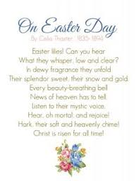 free easter speeches for youth a collection of kids religious easter poems and rhymes from