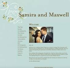 our wedding website wedding website ideas how to create the space for