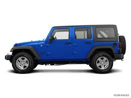 car jeep 2016 used 2016 jeep wrangler jk unlimited suv hydro blue pearlcoat for