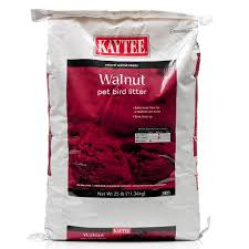 Kaytee Bedding Kaytee Walnut Shell Pet Bird Litter Petsolutions