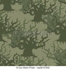 army pattern clothes military camouflage background of old trees protective eps
