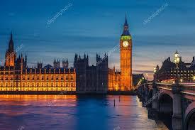 les chambres du soleil big ben et les chambres du parlement londres photographie