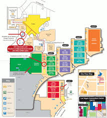 las vegas convention center floor plan ces 2012 revealed maps conference brochure pma ces techzone