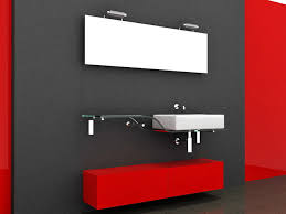 Red And Black Bathroom Decorating Ideas Red And Black Bathroom Decorating Ideas 3d Model 3ds Max Files