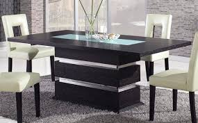 Dining Table For 4 Dining Table Modern Dining Table Set For 4 Oak Concrete Style
