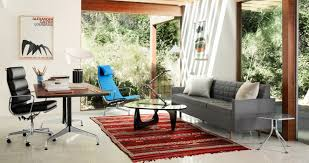 eames chair living room eames soft pad group executive chair herman miller living edge