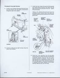 civic fog light wiring diagram 2000 honda civic fog light wiring