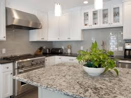 White Kitchen Cabinets With Gray Granite Countertops Granite Countertop Paint Inviting Home Design