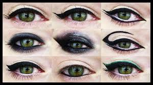 12 eyeliner tutorials for all eye shapes