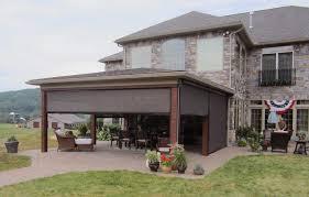 solar drop screens u2013 patio covers unlimited nw