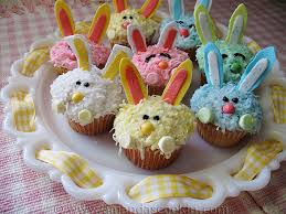 Easter Cupcake Decorations Ideas by Easter Bunny Cupcakes A Sweet Easter Dessert Everyone Will Love