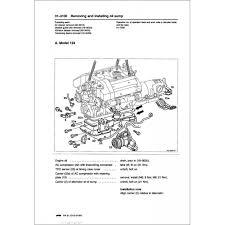 mercedes repair manuals mercedes service manual v 8 engine m119