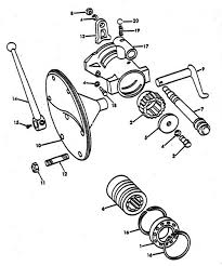 pto shift parts for ford 9n u0026 2n tractors 1939 1947