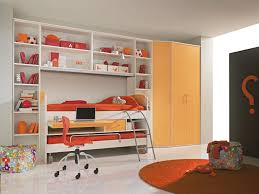 awesome childrens room cubtab bedroom ideas with double beds and