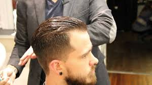 pompadour haircut toddler men hairstyle long hairstyle side cutting boy pompadour haircut