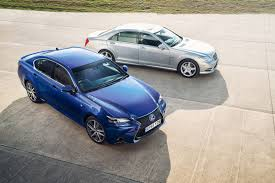 lexus gs300h usa used car stars 2016 mercedes s class vs lexus gs car june 2016