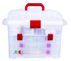 baking container storage amazon com artbin baker u0027s cupboard easy view cake decorating