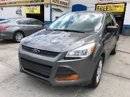Ford Escape Used Cars - used 2014 ford escape s suv 12 690 00