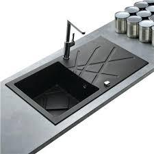 evier de cuisine en granite evier de cuisine en granite evier cuisine granit de qualit en noir