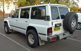 nissan safari off road file 1995 1997 nissan patrol gq ii rx wagon 02 jpg wikimedia